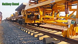 Worlds Largest Railway Construction Equipm...