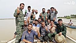 روایت شهید آوینی از سیل در خوزستان