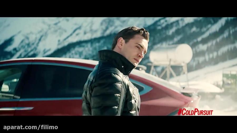 آنونس فیلم سینمایی «تعقیب سرد»