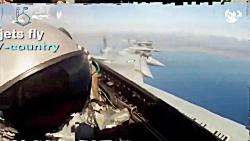 « تحلیل استاد رائفی پور درباره مانور نظامی امارات و اسرائیل و ایجاد ناتوی