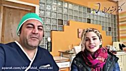 نظر کاپیتان تیم ملی والیبال ایران در مورد کامپوزیت دندان