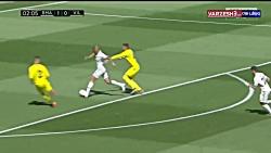 خلاصه بازی رئال مادرید 3 - 2 ویارئال