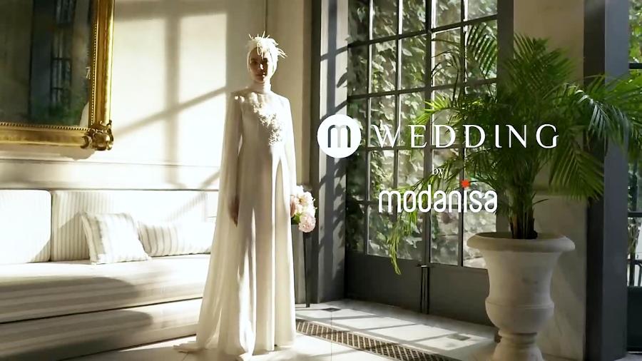 #mWedding Gelinlik Koleksiyonu modanisa.com'da