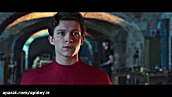 """دومین تریلر فیلم """"مردعنکبوتی دور از خانه"""" منتشر شد! ( Spiderman Far Fr"""