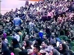 Hasan Reyvandi - Concert | حسن ریوندی - طنز مشترک با تماشاچی