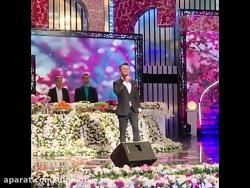 ویدیو امین حیایی از شروع سری جدید مسابقه عصر جدید با اجرای احسان علیخانی