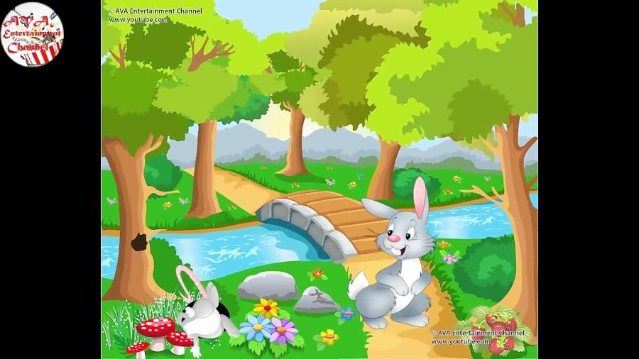 آهنگ کودکانه - شعر کودکانه - ترانه کودکانه - یه روزی آقا خرگوشه