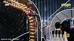 آرمان امیدی خواننده بختیاری در برنامه عصر جدید-احسان علی خانی-امین حیایی-عصرجدید