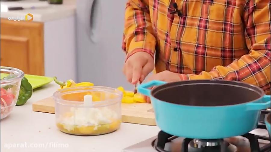 آنونس مجموعه «لذت آشپزی»