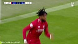بازی بارسلونا و لیورپول وکامبک رویایی لیورپول در آنفیلد