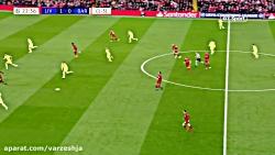 خلاصه بازی لیورپول 4-0 بارسلونا