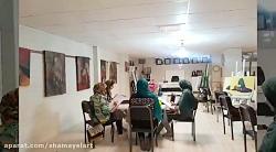 آموزش نقاشی در آموزشگا...