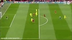 خلاصه بازی لیورپول 4 - بارسلونا 0