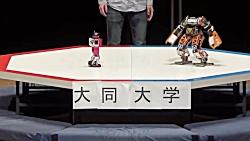 مسابقه ربات ها جنگ ربات ها پارت ( 3 ) 20150322_瀬戸蔵ロボットバトル_テルルvsラプター