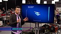 مسابقه ربات ها جنگ ربات ها پارت ( 5 )Ghost Raptor Bot Breakdown