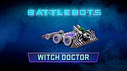مسابقه ربات ها جنگ ربات ها پارت ( 6 )Witch Doctor Bot Breakdown