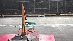 مسابقه ربات ها جنگ ربات ها پارت ( 16 )Behind the Scenes at BattleBots!