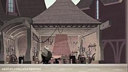 انیمیشن سریالی گیسو کمند قسمت 12