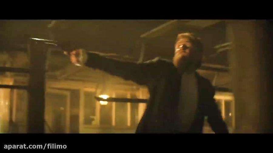 آنونس فیلم سینمایی «پرفسور و مرد دیوانه»