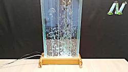 کسب درآمد عالی آموزش ساخت ابنما شیشه ای  09196769423