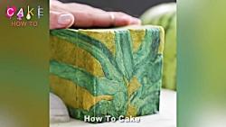 کیک آرایی و نحوه تزیین کیک خوشمزه