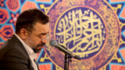 حاج محمود کریمی - مناجات ( سلام من به تو ای ماه پر صفا، رمضان )