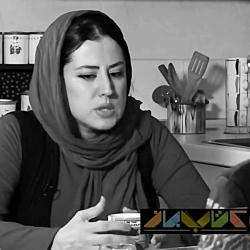 گفتگوی جذاب با شهلا زرلکی نویسنده جنجالی این روزهای ایران