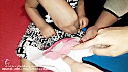 تقویت انگشتان کودک در د...