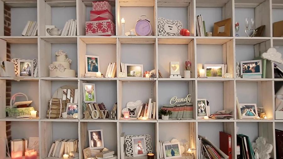 دانلود پروژه افتر افکت گالری عکس کتابخانه زیبا