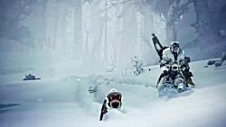 تریلر معرفی گسترش دهنده ی Iceborne بازی Monster Hunter World