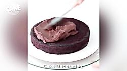 کیک آرایی تزیین کیک