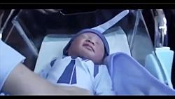 ویدیویی که زیبا بروفه از تولد یک سالگی فرزندش از لحظه تولد منتشر کرد .