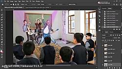 آموزش طراحی با فتوشاپ در 10 دقیقه !
