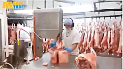 صنایع بسته بندی گوشت خو...