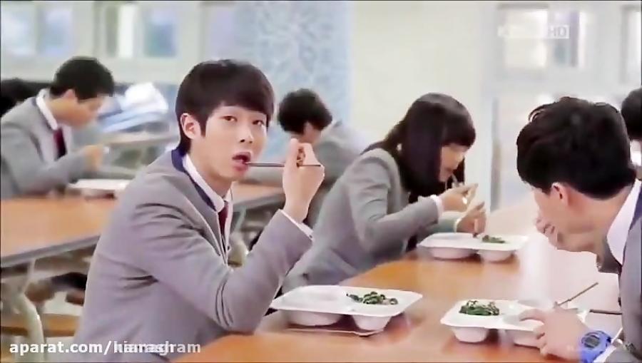 میکس کره ای عاشقانه شاد جدید