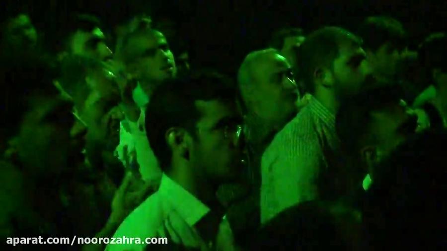 شور ( ذکر امام حسین علیه السلام )  شب سوم  رمضان ۱۴۴۰  حاج محمدرضا و حسین طاهری