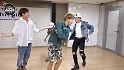 بی تی اس تمـرین رقص(Baepsae)❤