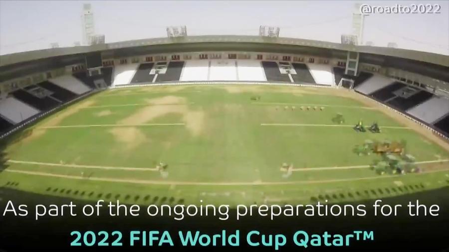 زمین ورزشگاه السد | جام جهانی قطر 2022