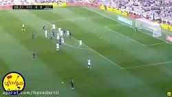 گل های بازی بارسلونا - ختافه
