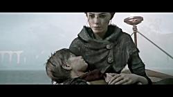لانچ تریلر بازی A Plague Tale: Innocence - گیمر