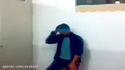 کلیپ خنده دار خنده دار ترین کلیپ ایرانی - درو باز کن - طنز دابسمش