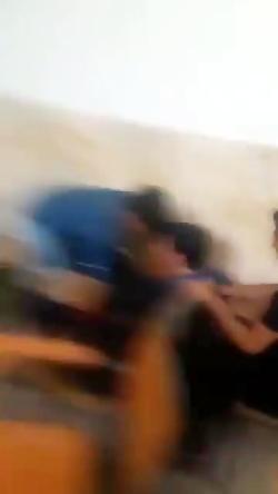 کتک خوردن ترنس