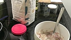 آموزش پخت کیک در ماکروویو در دو دقیقه