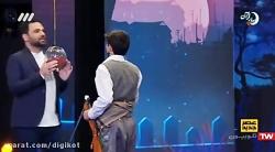 عصر جدید - محمد مهدی حیدریان چهارمین اجرای قسمت دوم - مرحله دوم