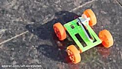 کیت ربات ماشین خورشیدی ...