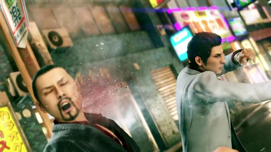 تریلر بازی Yakuza Kiwami 2+خرید پستی نسخه کرکی بازی