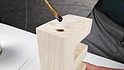 مهارت فکری و تردستی:تردستی غیر ممکن!با مداد و چوب.
