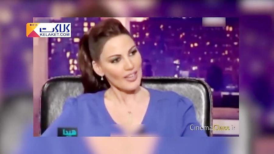 صحبت های جنجالی بازیگر لبنانی درمورد سینمای ایران