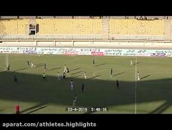 کلیپ ورزشی آرام عباسی