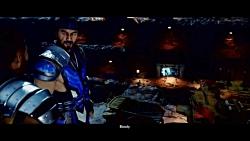 Mortal Kombat 11 - تیم آپ Scorpion و Sub-Zero در برابر Frost